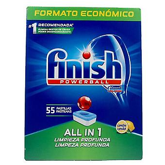 Finish Dishwasher Powerball All in One 55 units