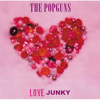 The Popguns – Love Junky Vinyl