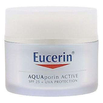 Fuktighetsgivende krem Eucerin Aquaporin Aktiv Spf 25 UVA (50 ml) (50 ml)