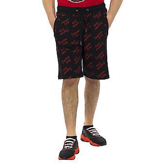 Supreme Grip Men Short Pants Azure Black