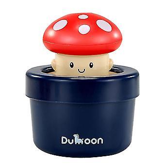 10.5X8.5cm jak pokazano 1pc baby bath toy doniczka design toy kids śniaki zabawki zabawki dla małych dzieci wanna zabawki dt3788