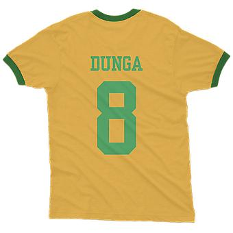 Dunga 8 brazil country ringer t-shirt
