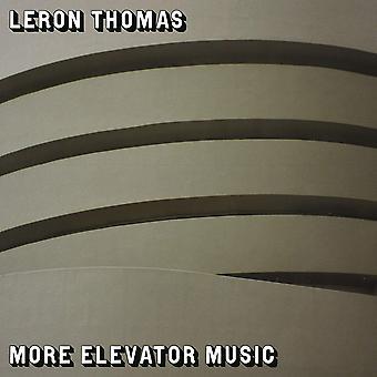 Leron Thomas - Mer hiss musik CD