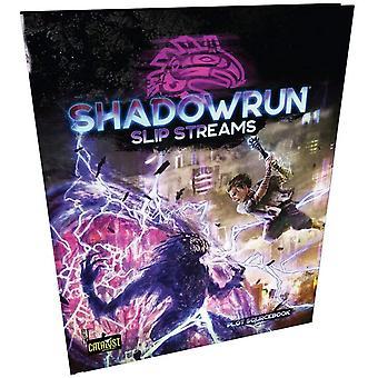 Shadowrun Slip Streams Trace Sourcebook
