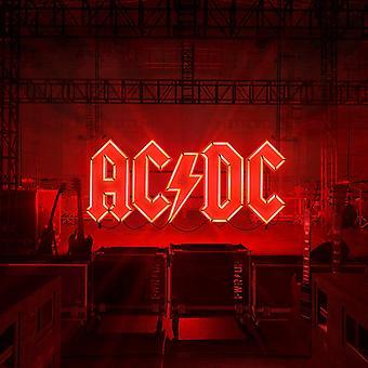 AC/DC - Power Up Punainen Vinyyli