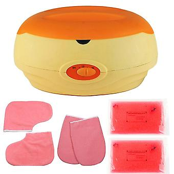 Beauty Salon Spa Heater Wax Machine With Gloves
