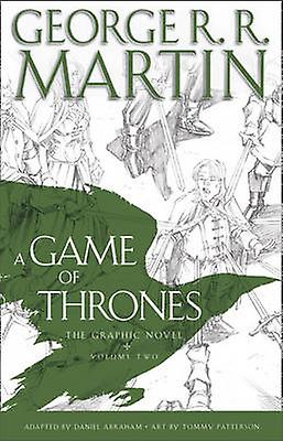 Game of Thrones Graphic Novel Volume Two by George R R Martin