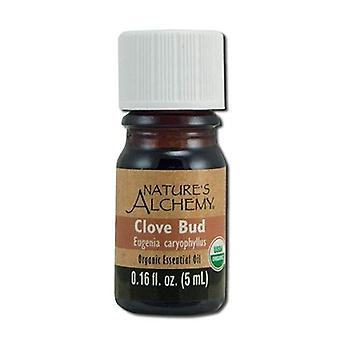 Natures Alchemy Essential Oil, Clove Bud 5 ml