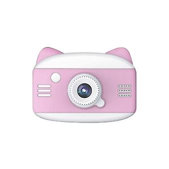 Cartoon Digital Photo Camera Toy With Puzzle Game