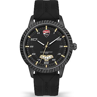 Ducati Wristwatch Men's 03 Hands Silicon PODIO DTWGN2019504