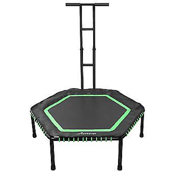 Movtotop 48inch Mini Trampolína pro dospělé Děti Domácí Sportovní Fitness Domácí Tělocvična
