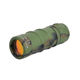 IPRee 8x21 Outdoor Portable Monocular HD Optic BAK4 Day Night Vision Telescope