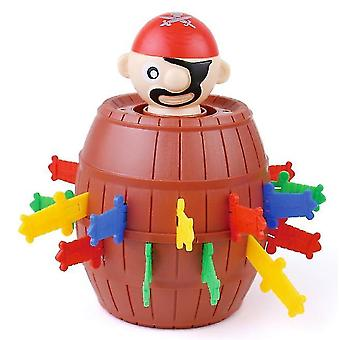 Pirate Barrel Lucky Stabbing Game , Party Toys , Family Game(L)