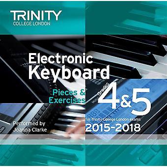 Electronic Keyboard 2015-18 Gr.4&5 CD