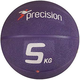 Precisie Rubber Medicine Ball - 5kg