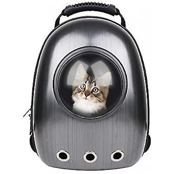 Dog Bag Pet Backpack Space Capsule Portable Carrier Handbag For Cats