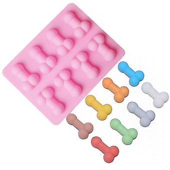 Pralinform penis-shaped, penis shape - Ice shape