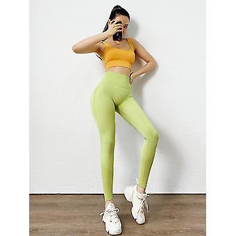 Yoga pants sports lifting high waist athletic exercise fitness leggings for women
