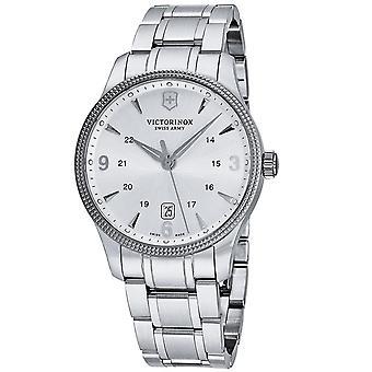 Victorinox Men's Alliance Silver Dial Watch - 241712