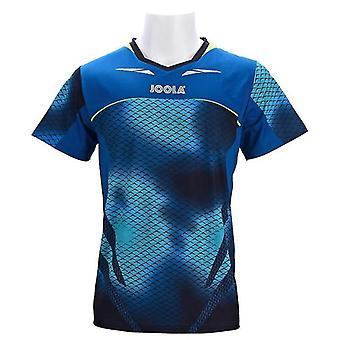 Fußballuniformen Tischtennisbekleidung/T-Shirt Kurzarmtrikot Tischtennis/Sporttrikots
