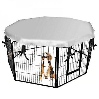 Pet Playpen Cloth Top Cover Waterproof Covers Fits All 24 Inch Kennel Crate