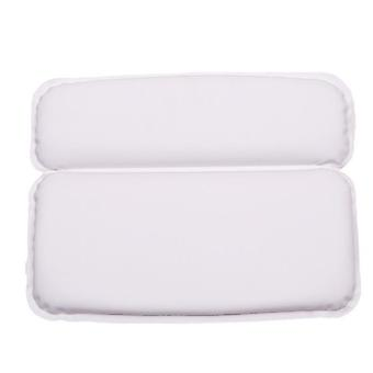 39*18Cm b# pillow of bath and bathtub anti-slip pu waterproof pillow for head and neck zf1019