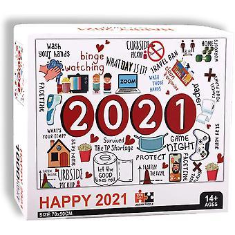 2021 Muisto palapelit aikuisille lapsille 1000 kappaletta