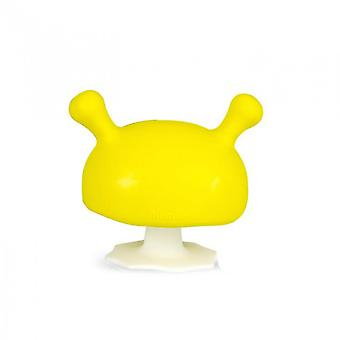 Venalisa Mushroom Pacifier, Infant Soothing Teether Toy, Prevent Digit Sucking