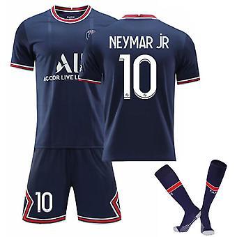 Messi Psg Jersey Paris Team T-shirt-messi-30 Paris Team Vêtements pour enfants-1