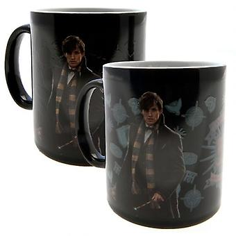 Fantastic Beasts Heat Changing Mug