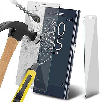 i-Tronixs - ægte Ultra klar boble-fri 9H hærdet glas Anti-ridse Screen Protector til Sony Xperia X Compact - 2-Pak