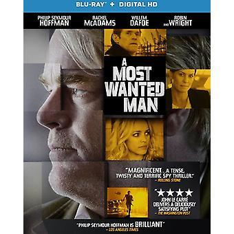 Most Wanted Man [BLU-RAY] USA import