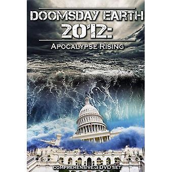 Doomsday Earth 2012: Apocalypse Rising [DVD] USA import