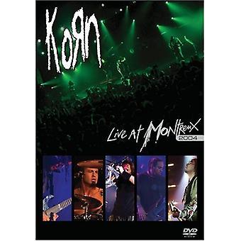 Korn - Live at Montreux 2004 [DVD] USA import