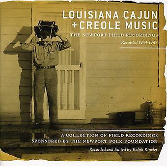 Louisiana Cajun + Creole Music: The Newport Field - Louisiana Cajun + Creole Music: The Newport Field [CD] USA import
