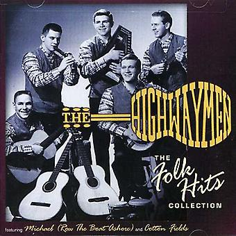 Highwaymen - Folk Hits Collection [CD] USA import