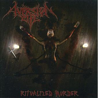 Aversion to Life - Ritualized Murder [CD] USA import