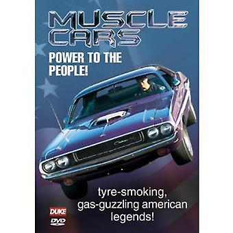 American Muscle Cars Vol. 1 [DVD] USA import