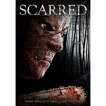 Scarred [DVD] USA import