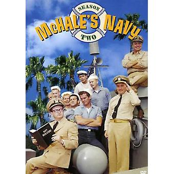 Mchale's Navy: sesong to [DVD] USA import
