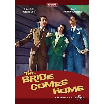 Bruden Comes Home [DVD] USA import