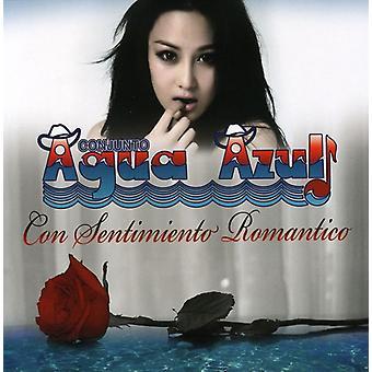 Agua Azul - Con Sentimiento Romantico [CD] USA import