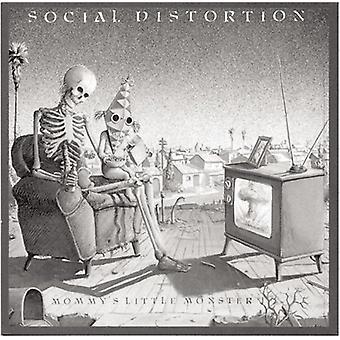 Social Distortion - Mommy's Little Monster [CD] USA import