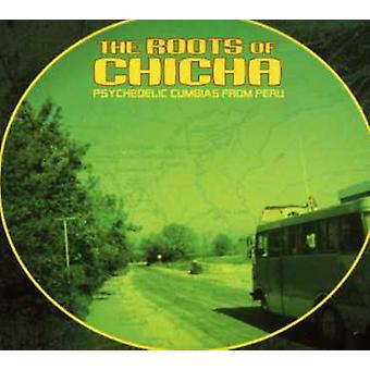 Roots of Chicha: Psychedelic Cumbias - Roots of Chicha: Psychedelic Cumbias [CD] USA import