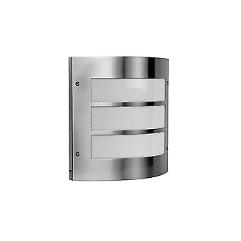 Ansell Acqua стальной настенный светильник