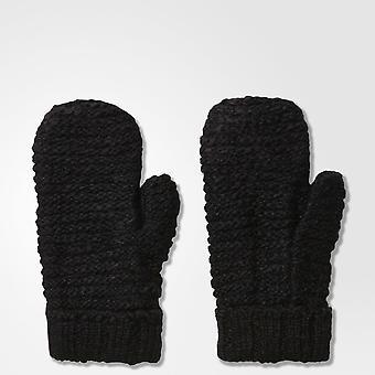 ADIDAS Climaheat Ladies Mitten Gloves [black]