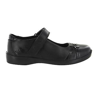 Girls Buckle My Shoe Kids Real Leather Back to School Shoes Various UK Sizes