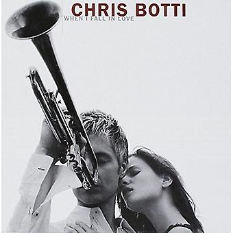 Chris Botti - When I in Love [CD] USA Import Fall