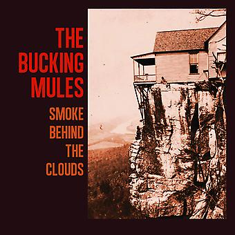 Bucking Mules - Smoke Behind the Clouds [CD] USA import