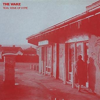 Wake - Tidal Wave of Hype [CD] USA import